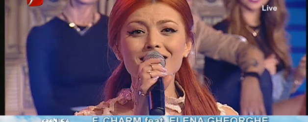 F.Charm feat. Elena Gheorghe – Mama (Live) – 18 Martie 2015