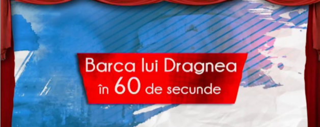 Barca lui Dragnea in 60 de secunde – 05.04.2017